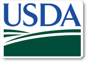 USDA logo crop insurance