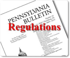 Regulations graphic