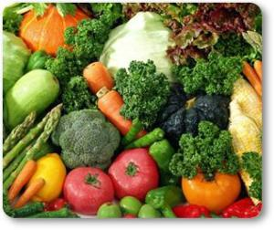 Specialty Crop Vegetables